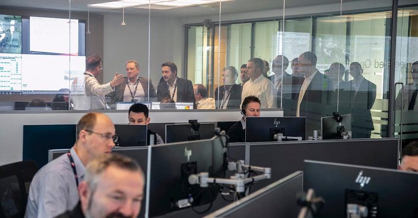Dynamic Control Room