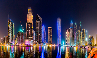 Dubai-Skyline-Icon