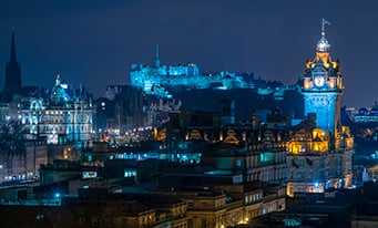 Edinburgh-Skyline-Icon