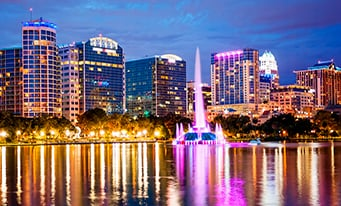 Orlando-Skyline-Icon