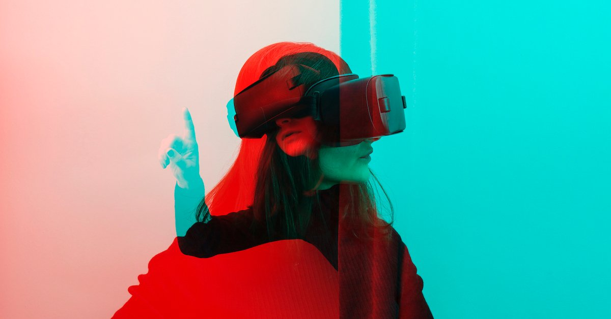 Sensory experiences are expanded within immersive environments